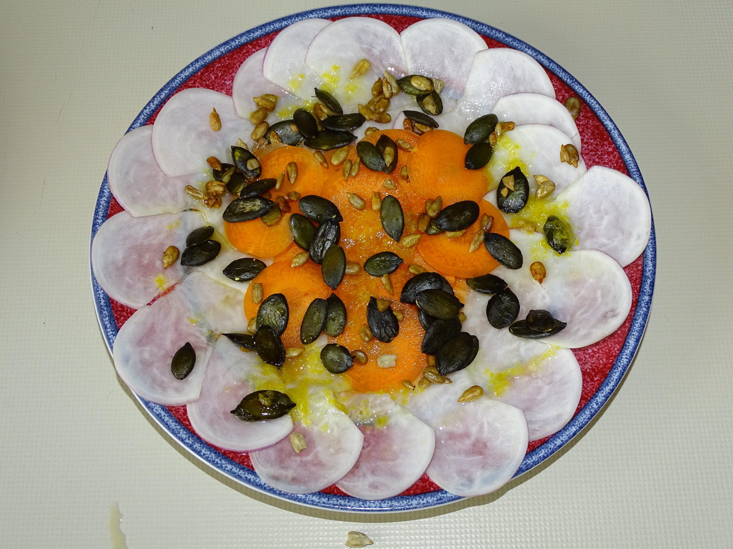 Les bases d'un repas végétarien